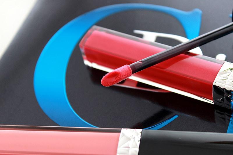 Dior Rouge Brillant Close Up