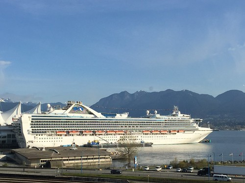 View from the CrossPacific Capital office in Vancouver