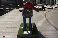 PADDINGTON SHAUN No.48 - Shaun The Sheep - Shaun in the City - London - 150423 - Steven Gray - IMG_0079