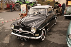 Simca Aronde 1500 - Cazals Vintage Vehicle Festival - Easter Sunday 2015