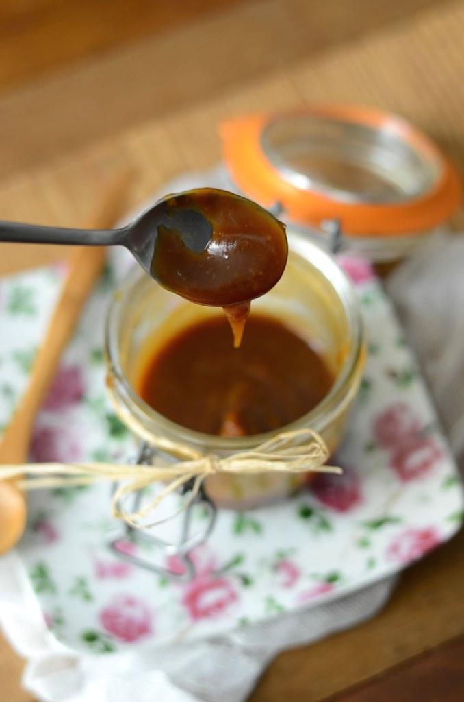 Sauce caramel au beurre salé maison