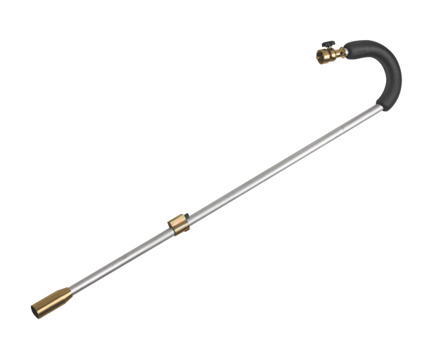 BernzOmatic Lawn and Garden Torch is specially designed for outdoor use
