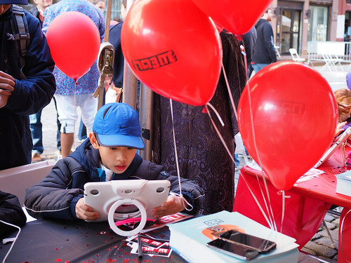 G4C15 Public Arcade at Tribeca Family Street Fair: NA3M Games