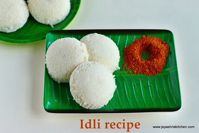 idli batter in mixie