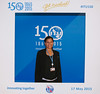 "ITU 150th ""Instant Photos"""