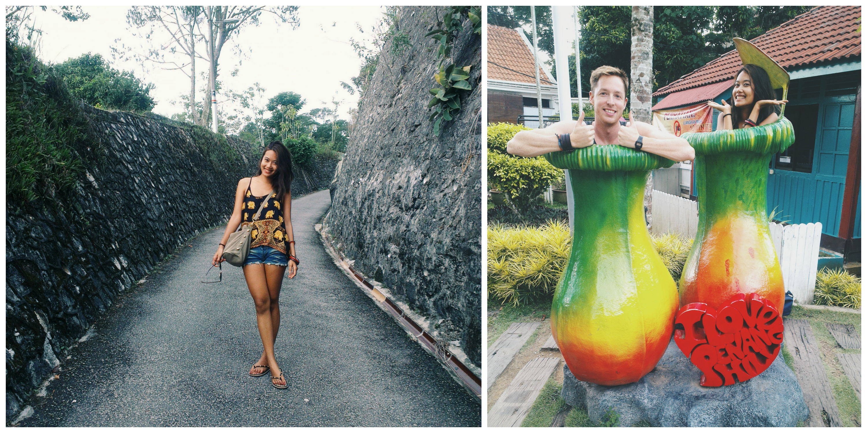 Love Lock - Penang Hill