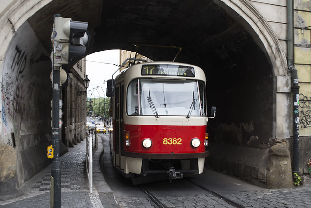 Praha Trams