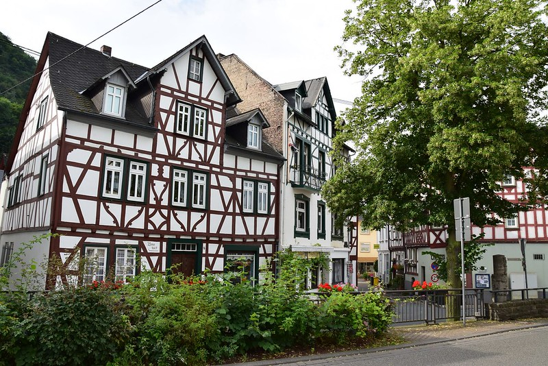 Stage 9: Braubach to Koblenz // 21 km • Ascent ↑ 740m