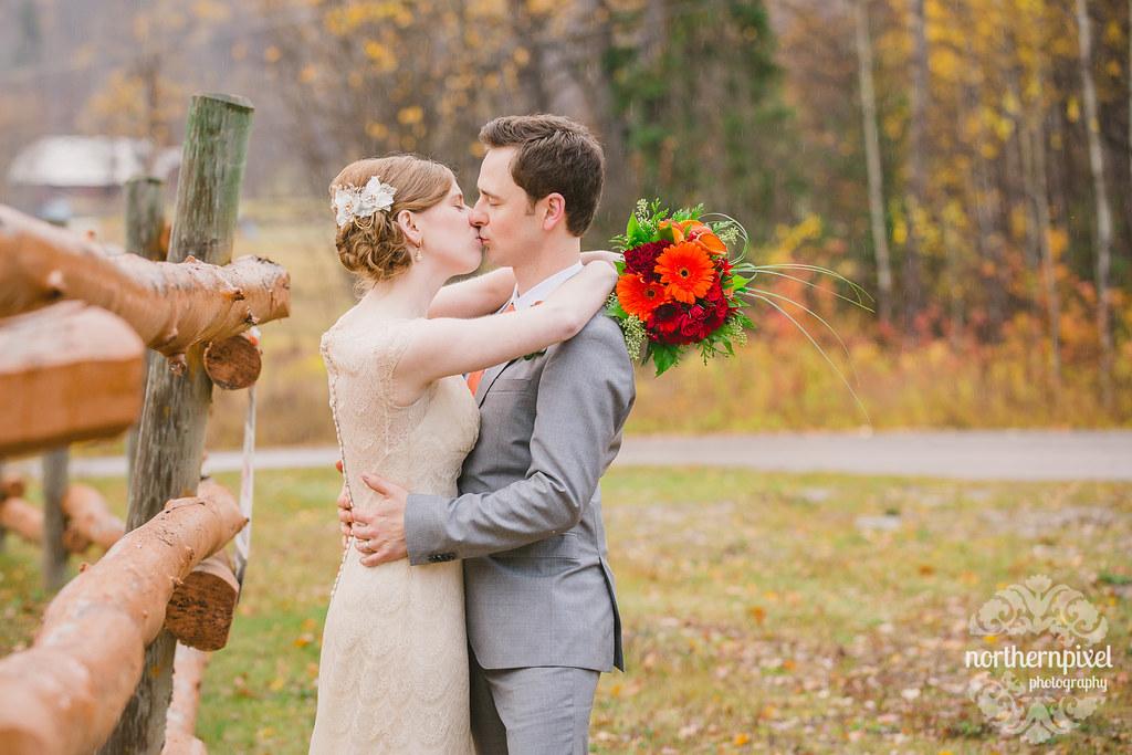 Smithers BC Wedding