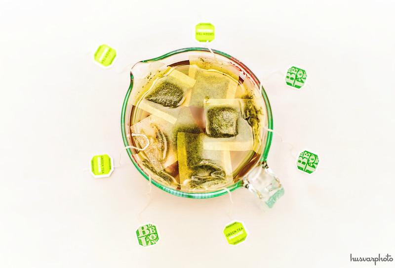 #americastea green tea for puffy eyes