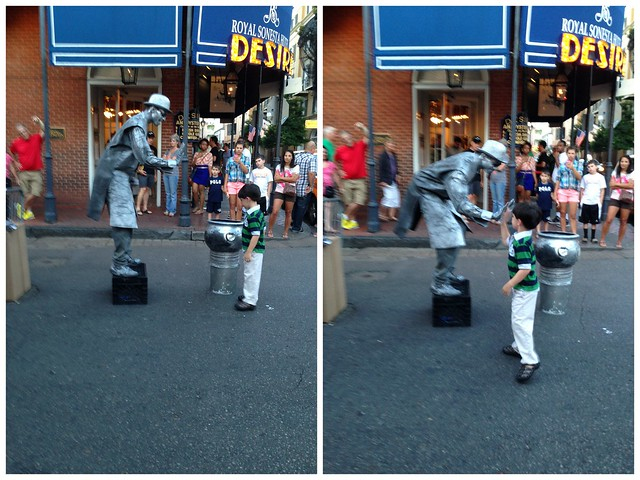 Shugie High-Fives Silver Man