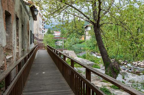El Paseo Fluvial de Arenas de San Pedro