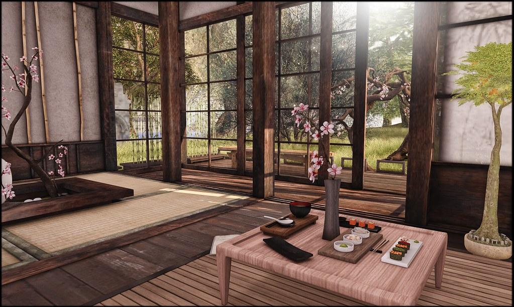 Serene sanctuary - Exterior @ Xiasumi April 2015