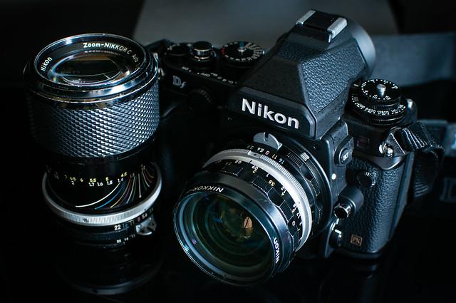 Nikkor Auto H.C. 28mm F3.5 + Nikon Df