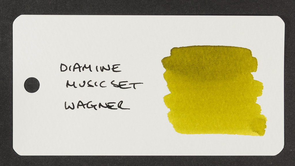 Diamine Music Set Wagner - Word Card