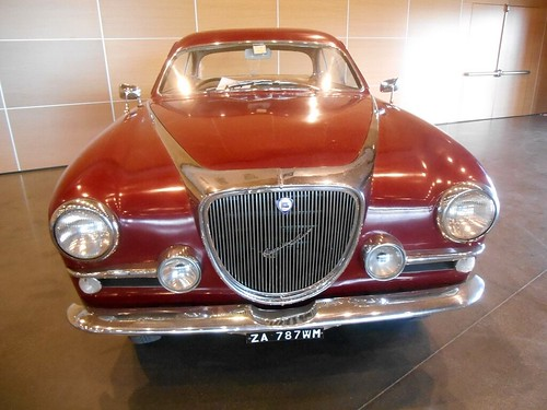008 Lancia Aurelia B50 Vignale Michelotti 1951