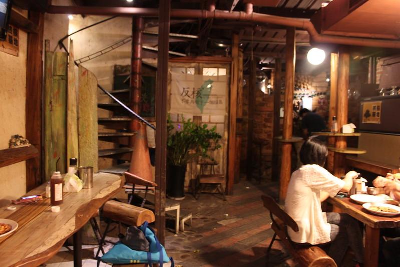 17度C大陸沙發客-西門町美食-美觀園-SOFREE披薩 (27)
