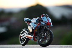 Lego 42036: Retro Bike