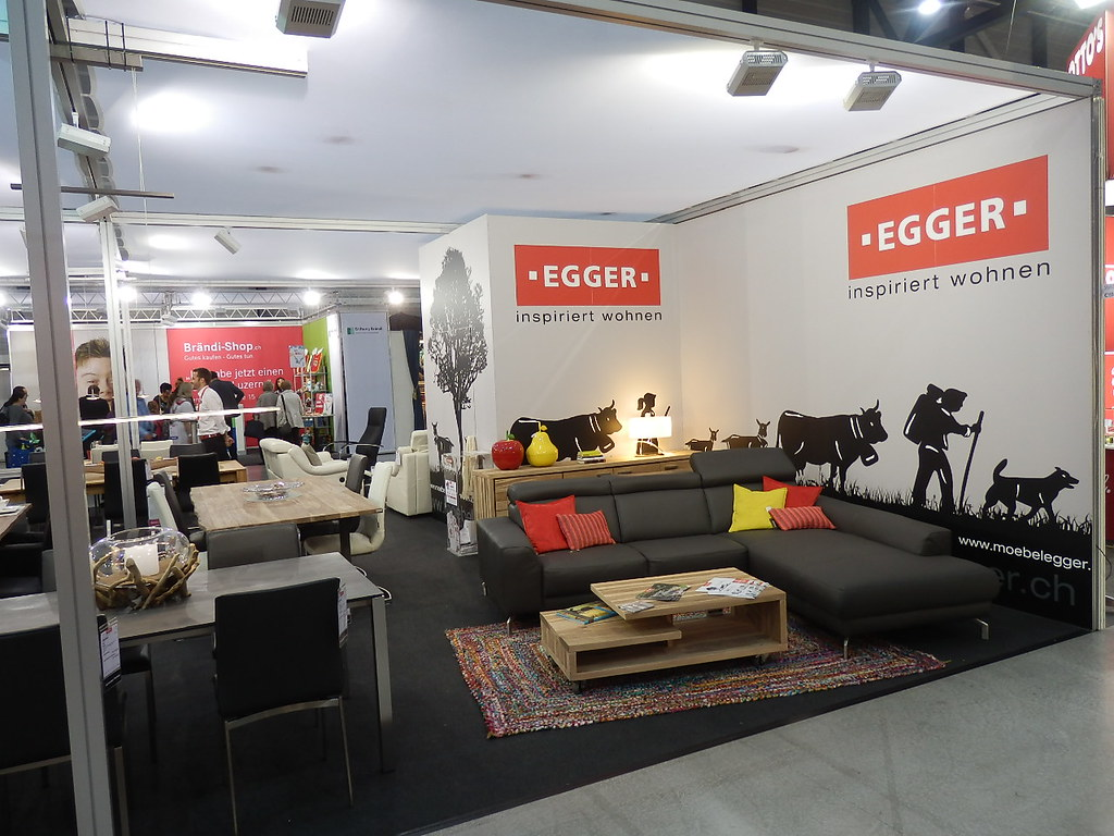 Möbel Egger Luga 2014 Luzern Expoatelierch