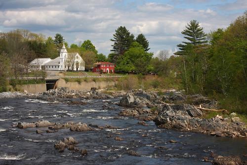 rivière église maineme northanson carrabassettriver