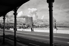 Margate seafront; May 2015