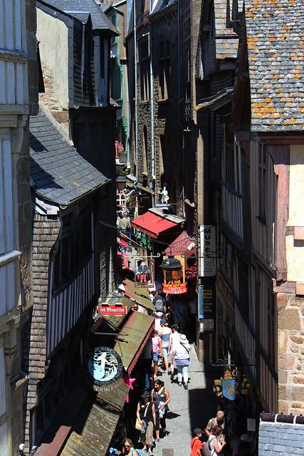 petites rues du mont