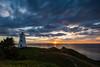 The Swallowtail Lighthouse - Grand Manan Island - Île Grand Manan - New Brunswick - Nouveau-Brunswick - Canada