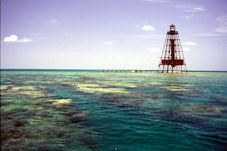 Sand Key Lighthouse - Key West