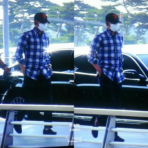 Big Bang - Incheon Airport - 05jun2016 - Utopia - 01