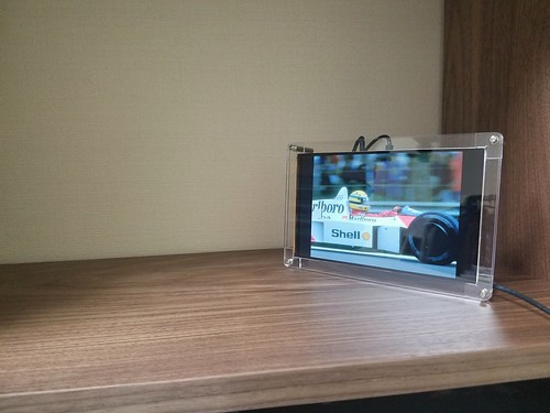 Photoframe on Raspberry Pi