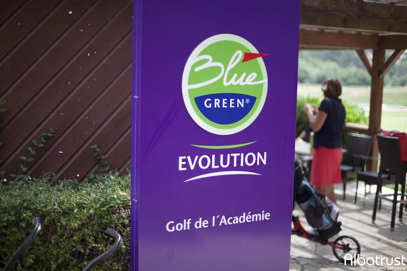 photo du golf Golf de l'Académie - Parking