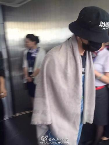 BIGBANG Arrival Nanning (51)