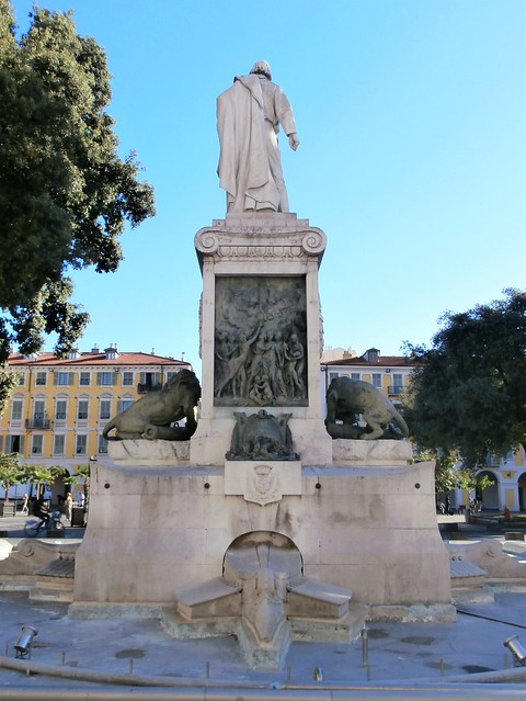 Place Garibaldi - Nice, Côte d'Azur