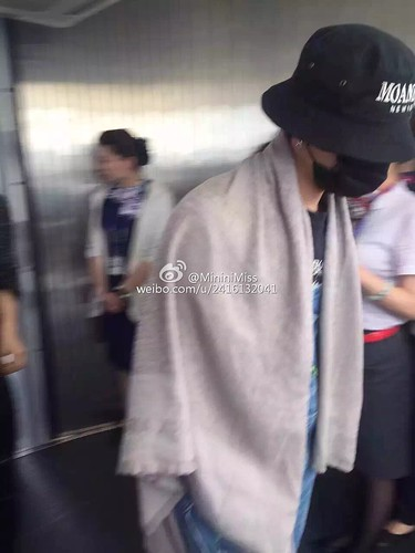 BIGBANG Arrival Nanning (12)