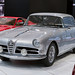 Alfa Romeo 1900 C SS S2 Lugano berlinetta by Ghia Aigle 1959 fl3q by André Ritzinger