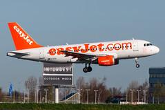 G-EZIL - EasyJet - Airbus A319-100 *Spirit of EasyJet*