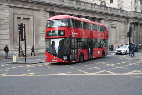 LT392 LTZ1392 New Routemaster