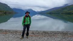Jezioro Roca - Tiera del Fuego National Park