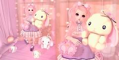 Lolita loves bunny