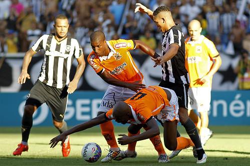 Botafogo x Nova Iguacu