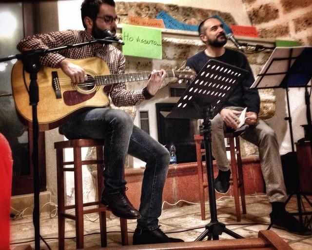 Pietro Verna e Michele Zanini