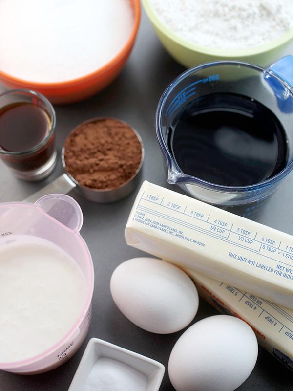 Snack Cake Ingredients