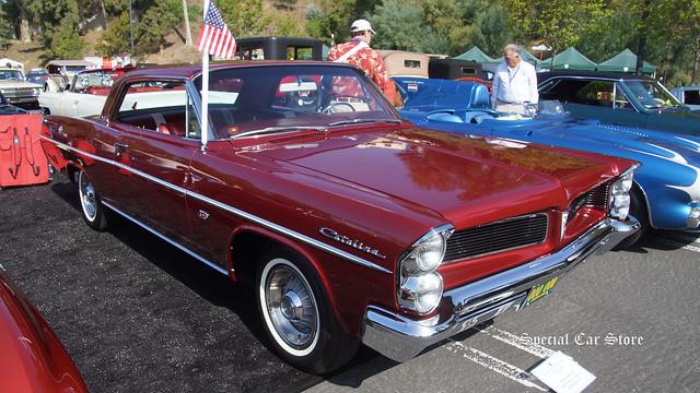 Meguiars Outstanding Paint Award: 1963 Pontiac Catalina