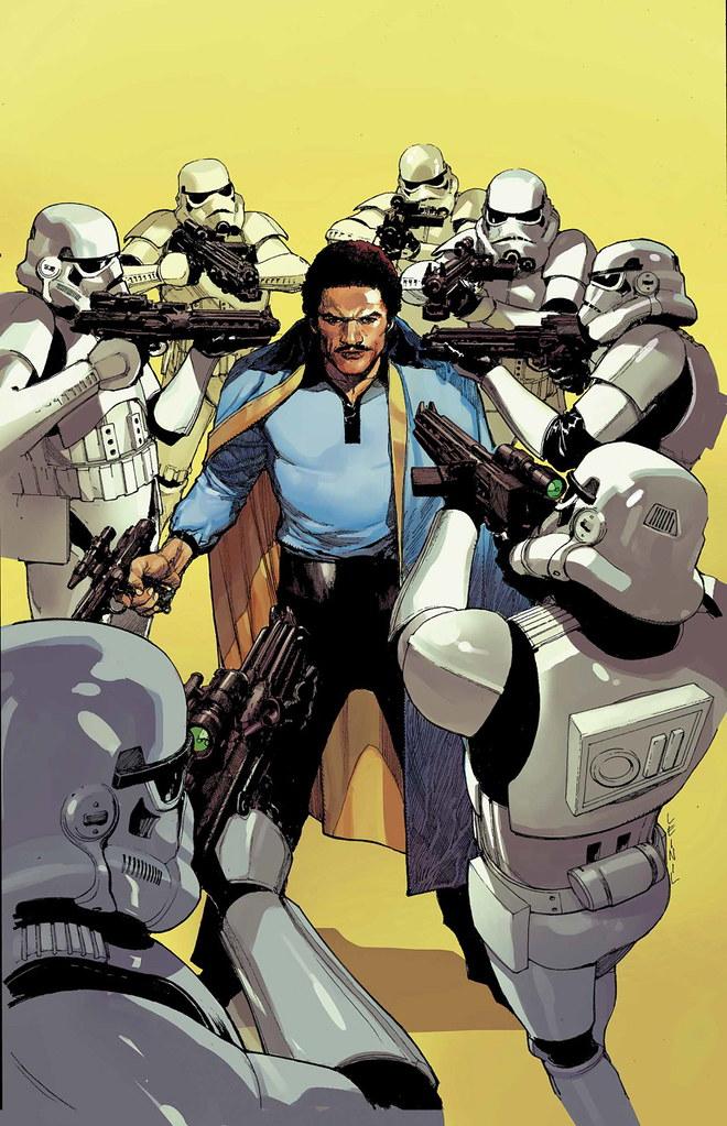 Lando #1 variant cover