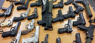 I dentori di armi devono presentare un certificato