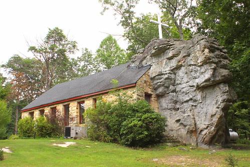 Sallie Howard Memorial Church - Mentone, AL