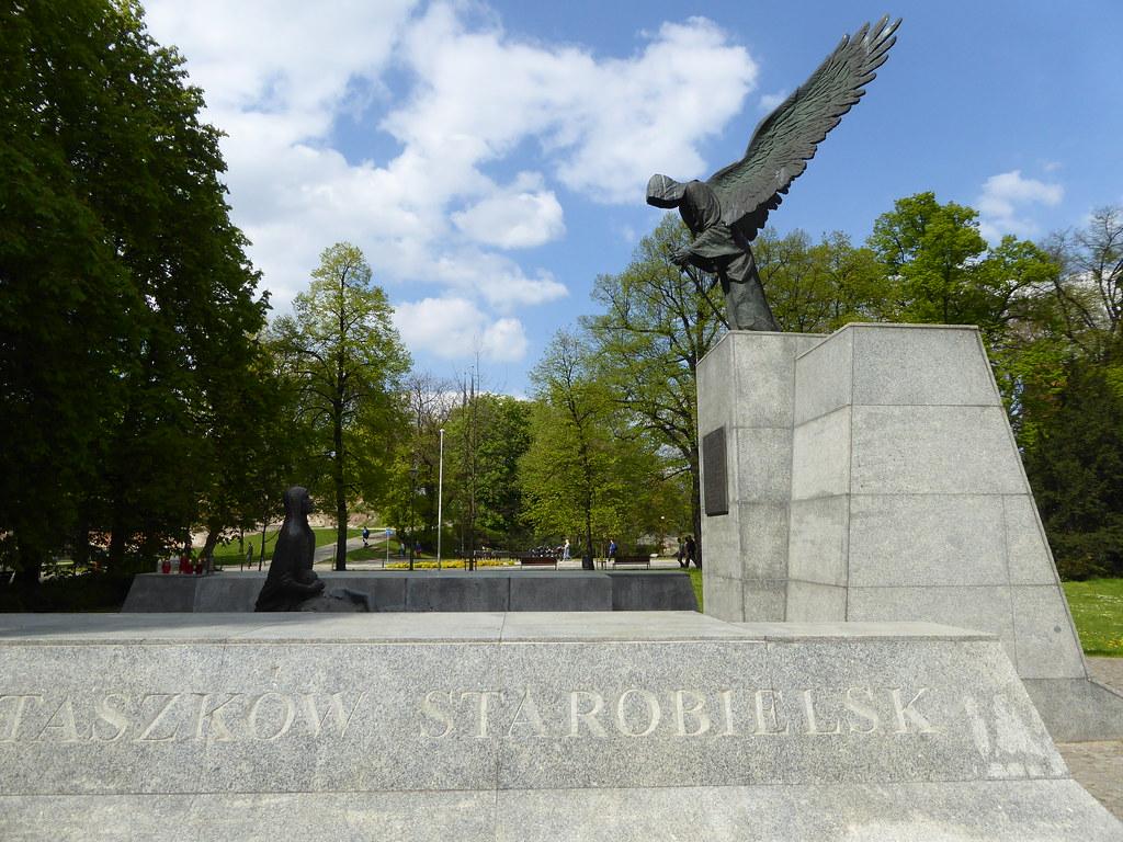 Monumento Katyn Wroclaw