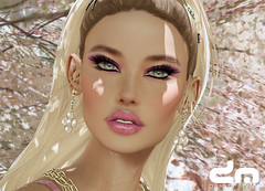Madrid Solo - Paisley Lip Gloss for CATWA_001
