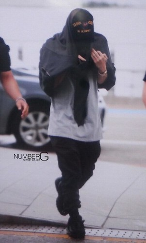 Big Bang - Incheon Airport - 25aug2015 - Number G - 03