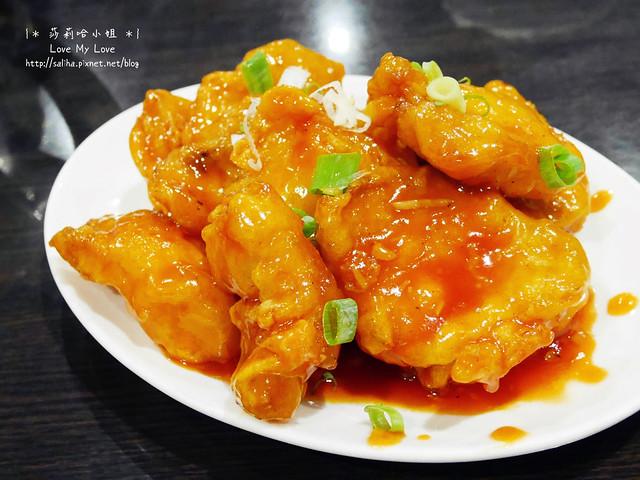 新店大坪林美食餐廳上川館熱炒合菜 (6)